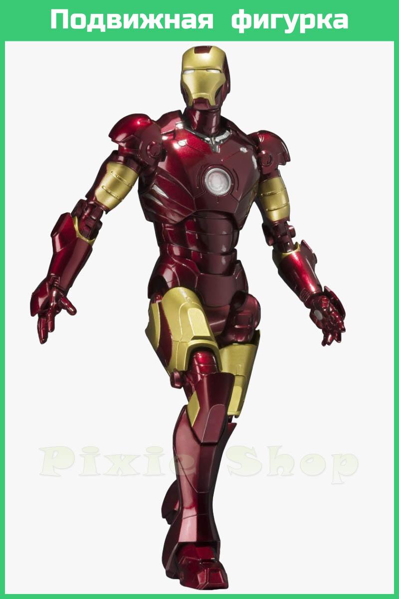 Железный человек 100915