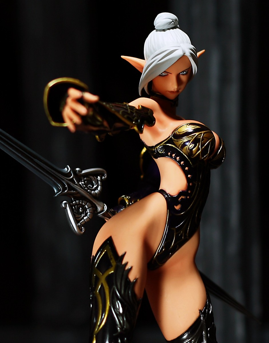Lineage 2 porn dark elf exploited video
