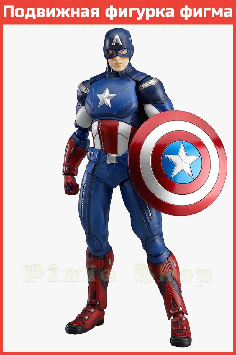 Капитан Америка 100889